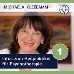 Podcast zum Berufsbild Heilpraktiker für Pschotherapie (Teil 1)